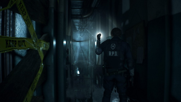 Resident Evil 2 - posterunek