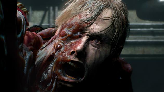 Resident Evil 2 - poprawiona strona wizualna