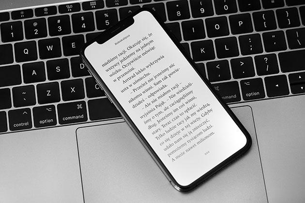 iPhone XS - ebook