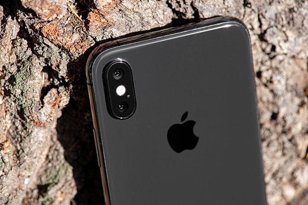 iPhone XS - aparat z zoomem optycznym 2x