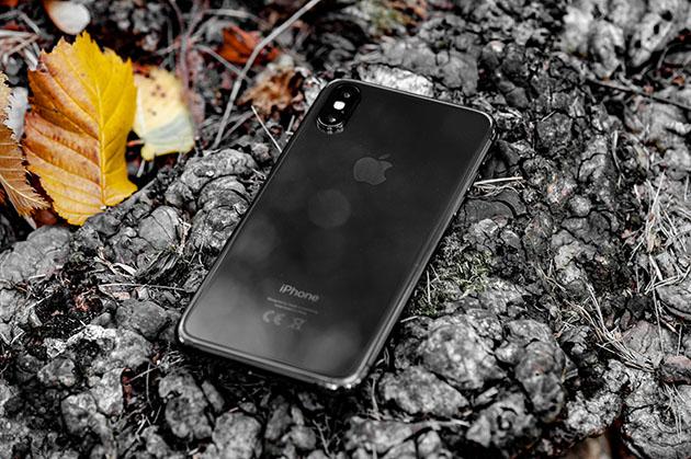 iPhone XS - czarny