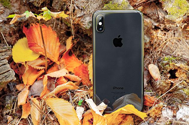 iPhone XS - dobry aparat z nagrywaniem filmów 4K 60 fps