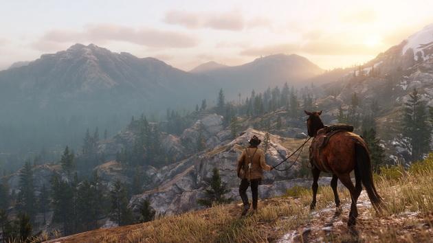 Red Dead Redemption 2 - rzut oka na okolicę