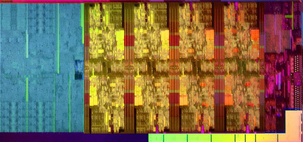 Intel Core i9-9900K - budowa