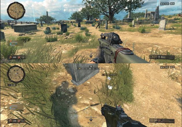 Call of Duty: Black Ops 4 -Blakout i tryb podzielonego ekranu