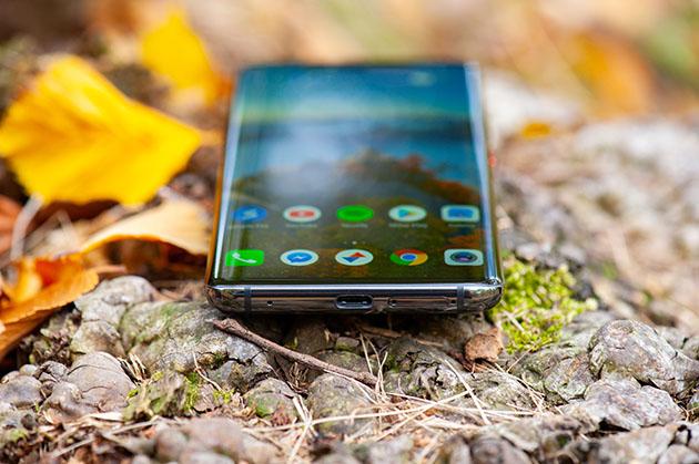Huawei Mate 20 Pro usb c