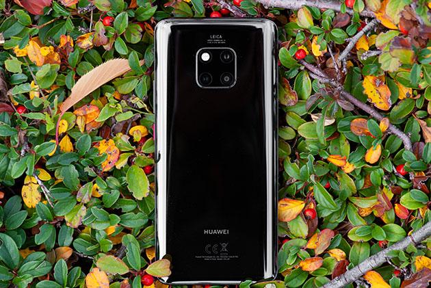 Huawei Mate 20 Pro szklany tył