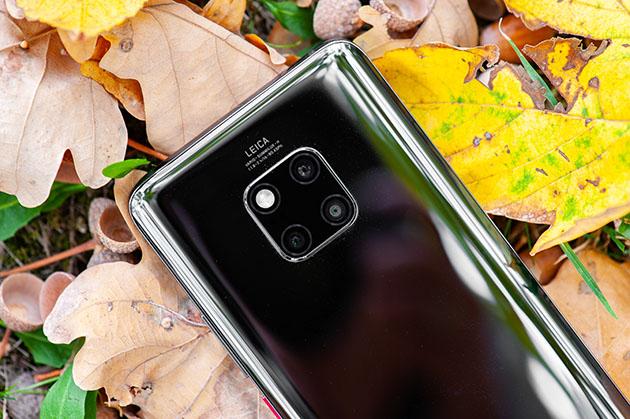 Huawei Mate 20 Pro - smartfon z bardzo dobrym aparatem ze stabilizacją
