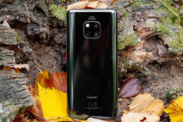 Huawei Mate 20 Pro duża bateria 4200 mah