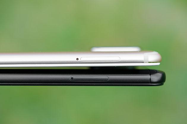Xiaomi Redmi Note 5 vs Xiaomi Mi A2 - dual SIM