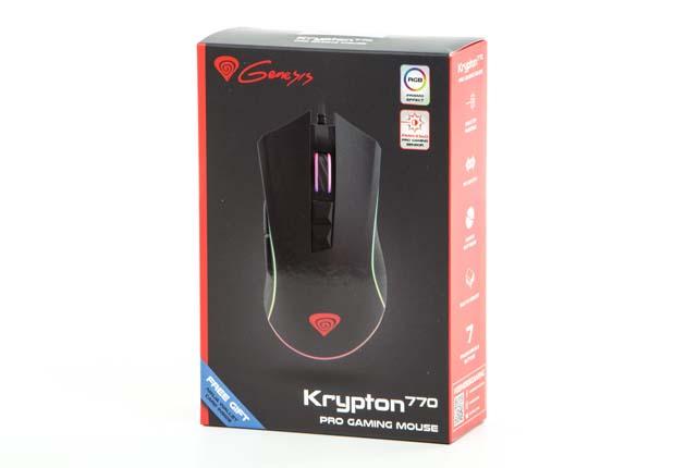 Genesis Krypton 770 - pudełko
