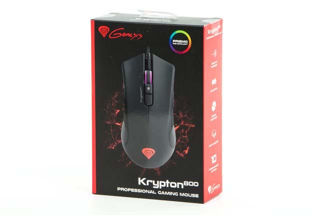Genesis Krypton 800 - pudełko