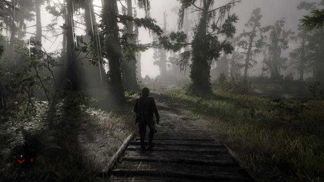Red Dead Redemption 2 - klimatyczne lokacje