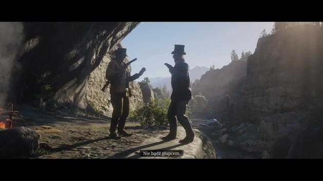 Red Dead Redemption 2 - zabawa w łowcę nagród