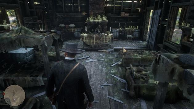 Red Dead Redemption 2 - nietypowe znalezisko