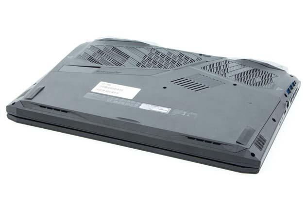 Acer Helios 500 spód
