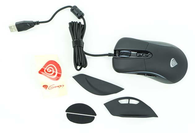 Genesis Xenon 750 - zawartość zestawu