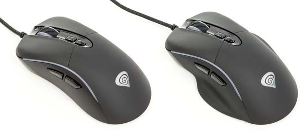 Genesis Xenon 750 - dwie wersje tej samej myszy