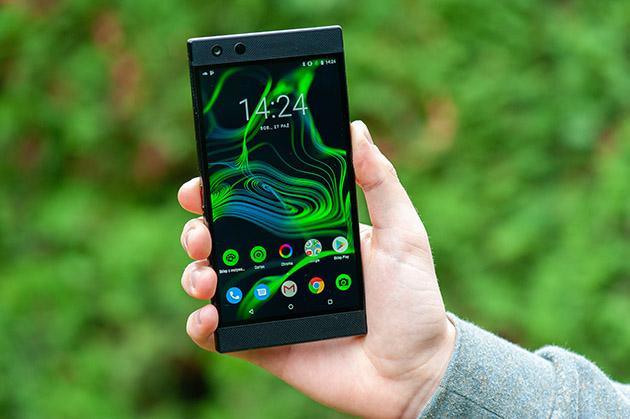 Razer Phone 2 - ekran
