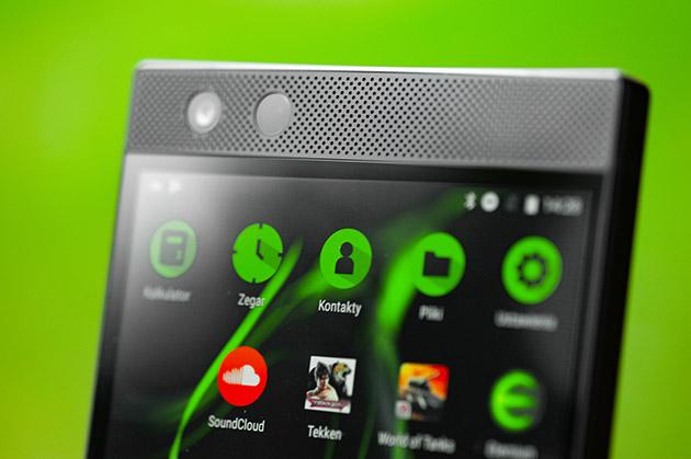Razer Phone 2 - telefon z dobrymi głośnikami