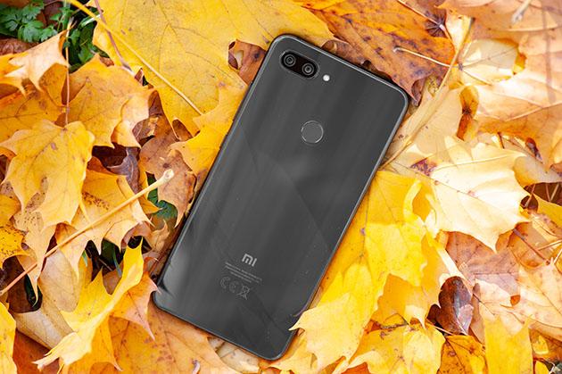Xiaomi Mi 8 Lite - test i recenzja