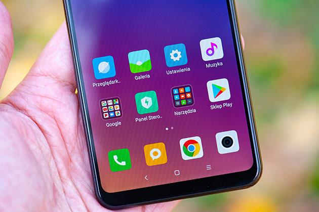 Xiaomi Mi8 lite - ekran