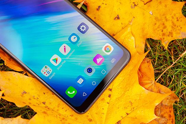 LG G7 fit - ekran