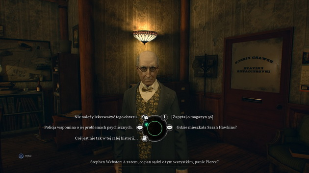 Call of Cthulhu - rozmowa ze Stephenem Websterem