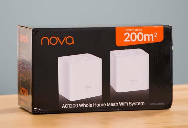 Tenda Nova AC 1200 opakowanie