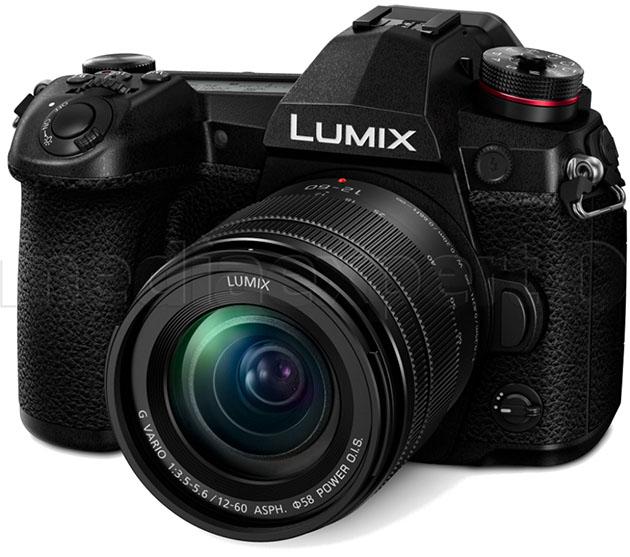 Panasonic Lumix DMC-G9M