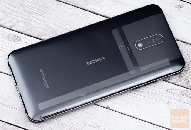 Nokia 7.1 zapakowana