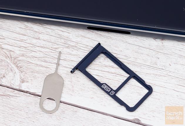 Nokia 7.1 slot karty