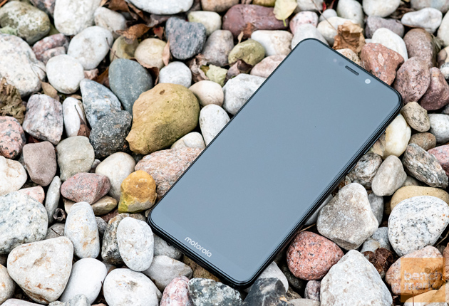 Motorola One połysk ekran