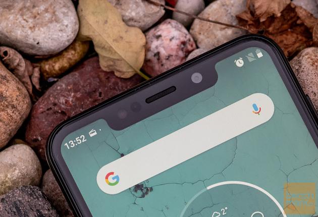 Motorola One wcięcie