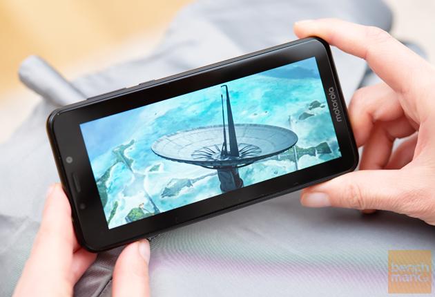 Motorola One oglądanie filmów