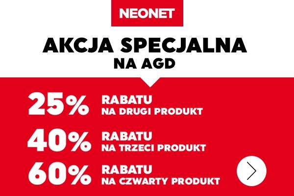 akcja specjalna na AGD w Neonet