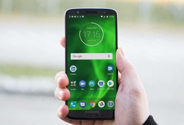 Motorola Moto G6 test i recenzja