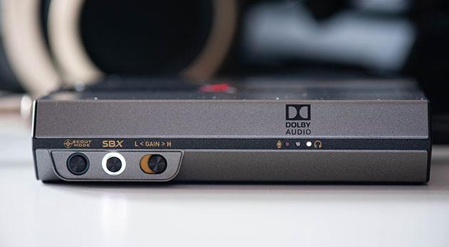 Creative Sound BlasterX G6 - karta muzyczna z USB
