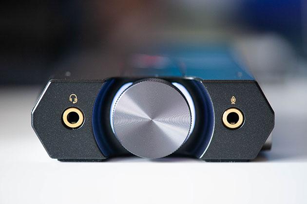 Sound BlasterX G6 - regulacja głośności
