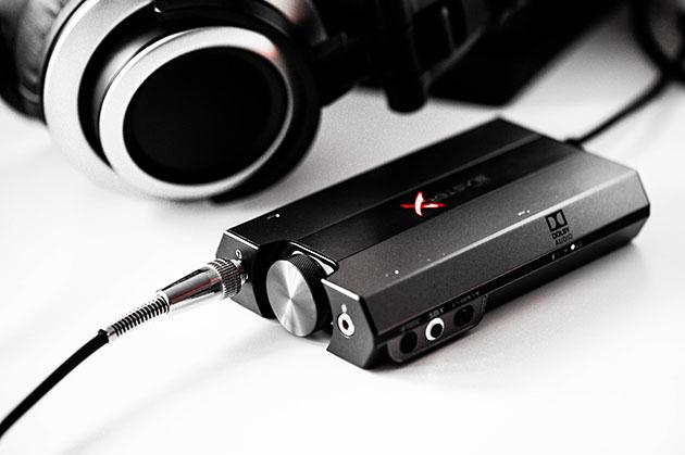 Creative Sound BlasterX G6 - przenośna karta dźwiękowa