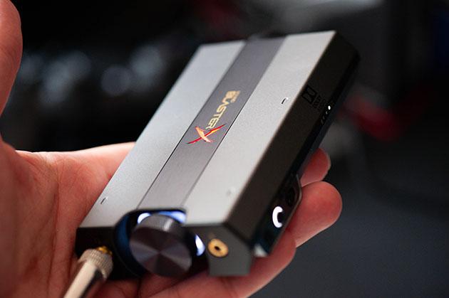 Creative Sound BlasterX G6 - karta muzyczna do konsoli