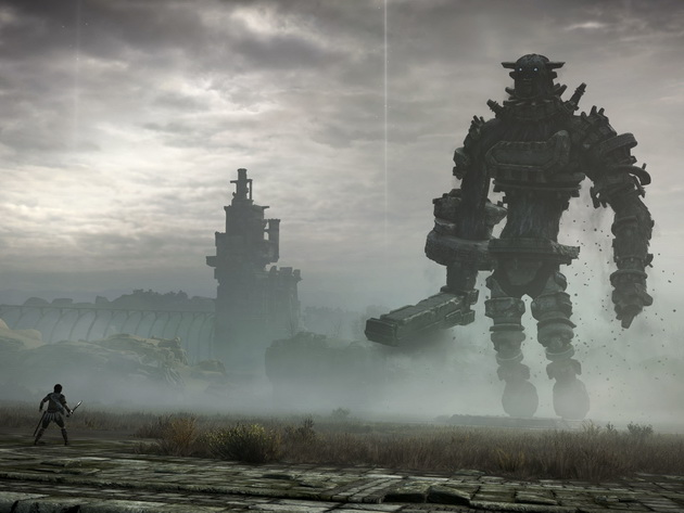 PlayStation - Shadow of the Colossus