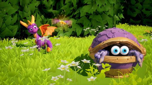 PlayStation i Spyro