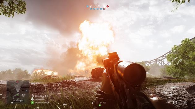 Battlefield V - V1 w celu