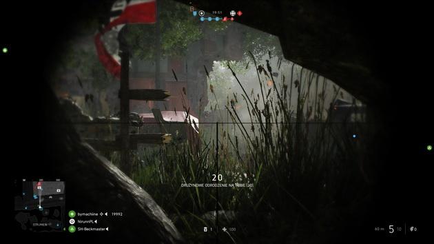Battlefield V - w lunecie zwiadowcy