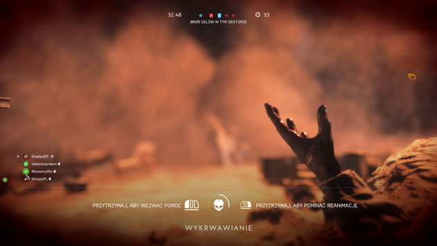 Battlefield V - śmierć w wybuchu V1