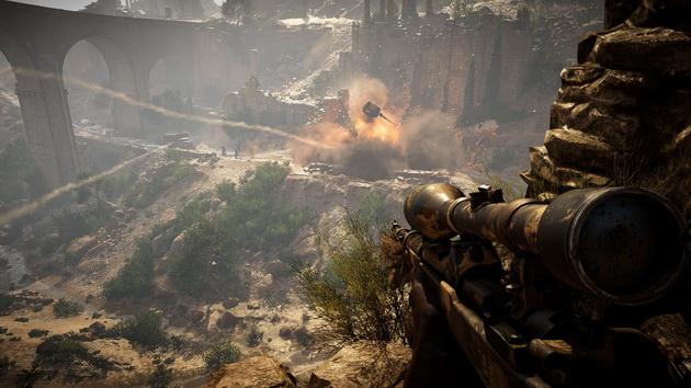 Battlefield V - misja ze wstępu