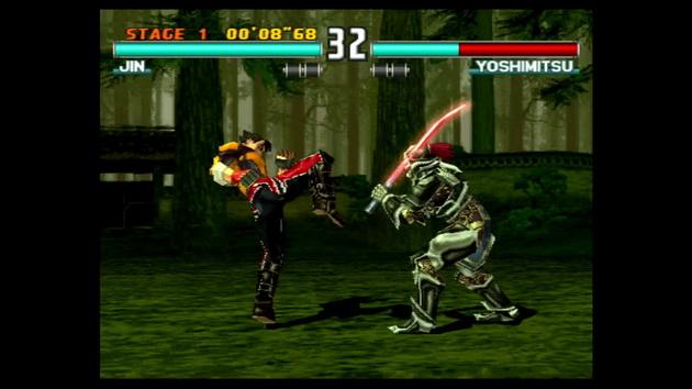 PlayStation Classic - Tekken 3