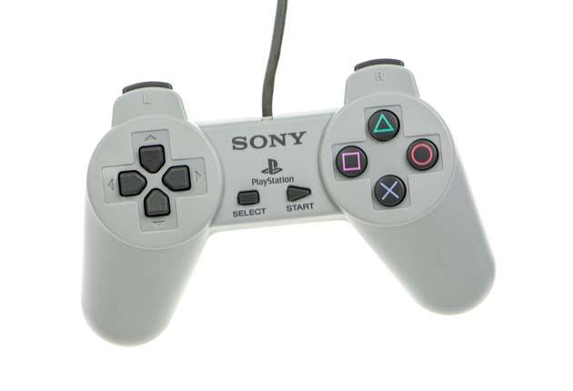 PlayStation Classic - gamepad