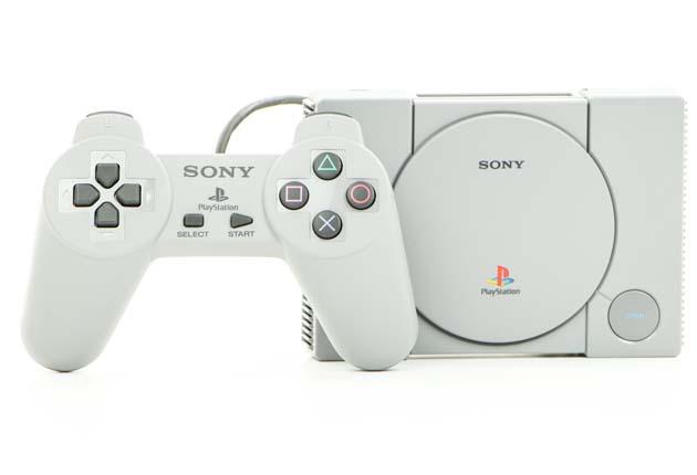 PlayStation Classic - z gamepadem